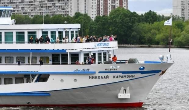 Организаторам речных круизов в Москве грозит штраф до 1 млн руб за нарушения антиковидных мер