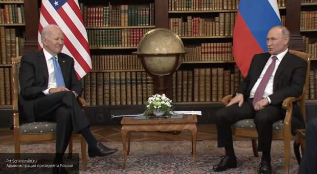 Белорусы рассказали, почему их огорчили результаты переговоров Путина и Байдена