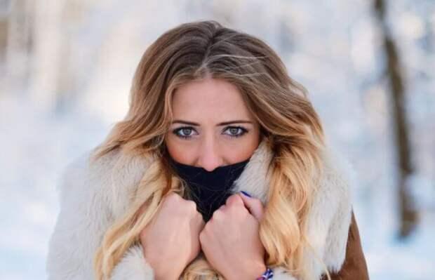 Почему женщины больше нуждаются в тепле, чем мужчины?