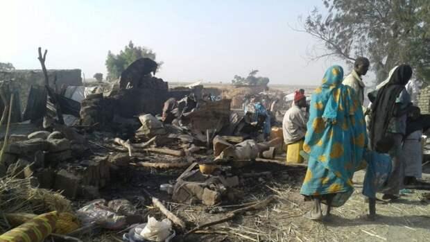 Боевики атаковали мечеть на границе Нигера с Мали