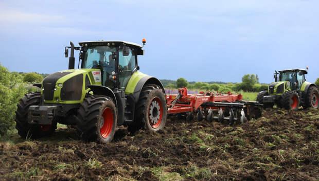 Аграриям Подмосковья выделили более 211 млн руб на приобретение сельхозтехники в 2020 году