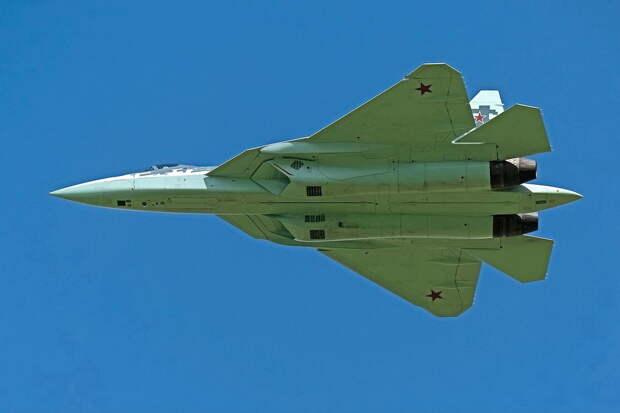 Су-57 улучшил показатели скрытности и приблизился к шестому поколению