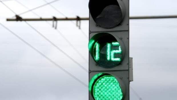 400 новых светофоров установят в Подмосковье до конца 2019 года