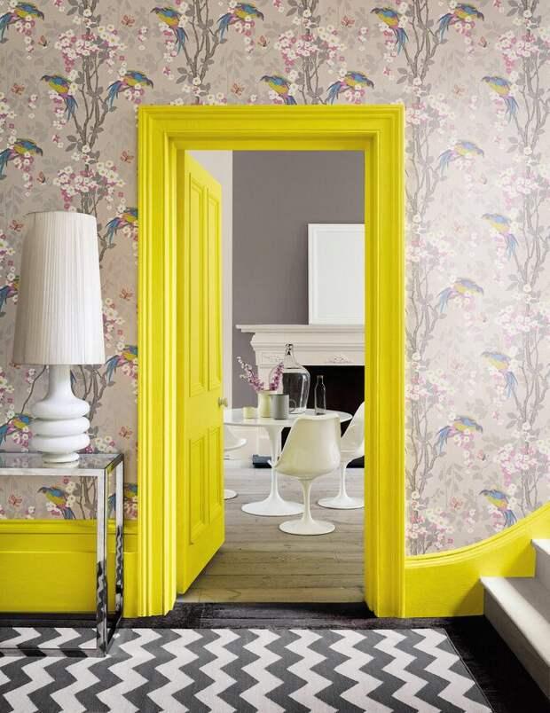 Как добавить красок в сложившийся интерьер