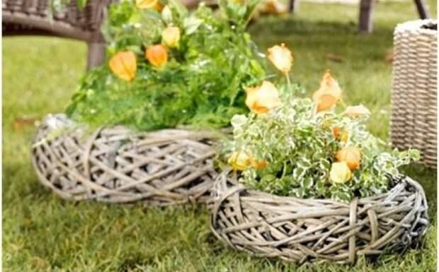 Плетень на даче своими руками - советы и идеи