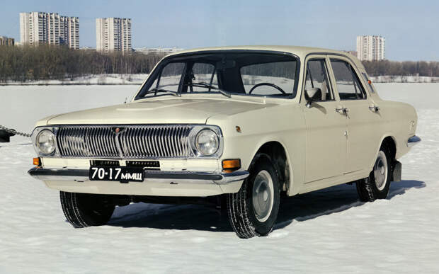 Советские вещи для богатых.