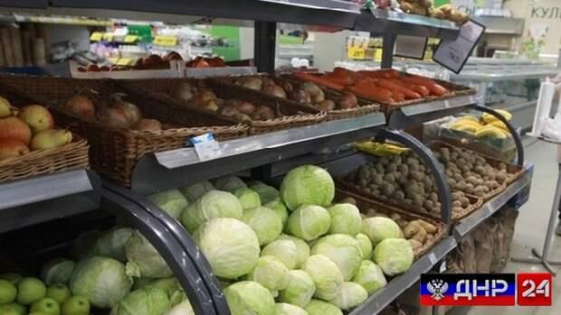 В ДНР возьмутся за перекупщиков, которые накручивают цены