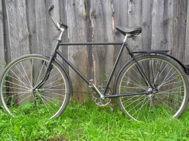 Не просто велосипед - эпоха. |Фото: market.sakh.com.
