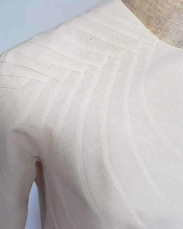 Плетёный рукав