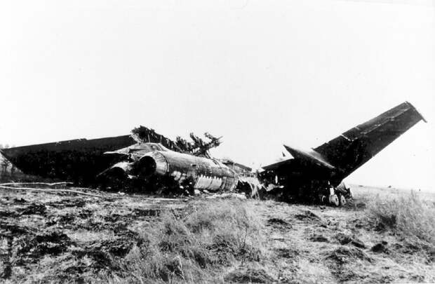 Катастрофа Ту-22Б в Казани 18 июня 1976 года