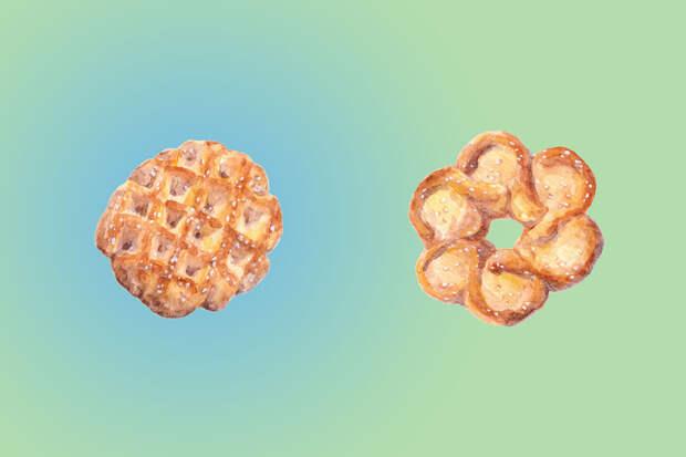 Печенье из фруктозы —можно ли при диабете?