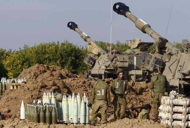Армия обороны Израиля начала наземную операцию в секторе Газа