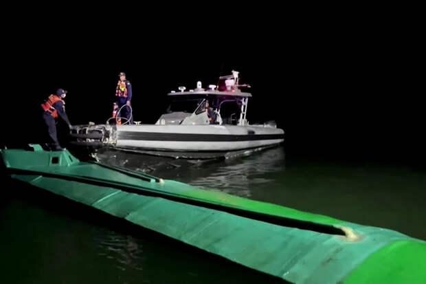 ВМС Колумбии задержали очередную подлодку наркокартеля