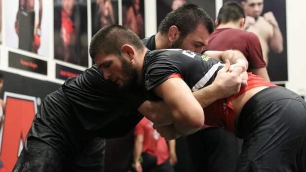 Стал известен соперник двоюродного брата Нурмагомедова на турнире UFC в Москве