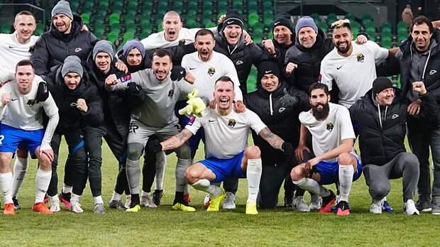 Заболотный прибил «Краснодар» в Кубке России. Кажется, команда Мусаева снова пролетает мимо всех трофеев