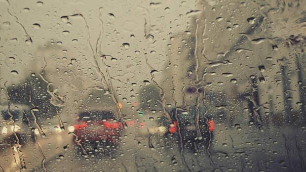 rainy drive by Mirjana  on 500px.com