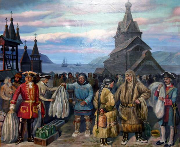 Мангазея — первый город русского Заполярья, затерянный во тьме веков