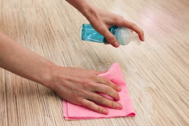 Профилактика «короны»: как часто нужно мыть и дезинфицировать квартиру