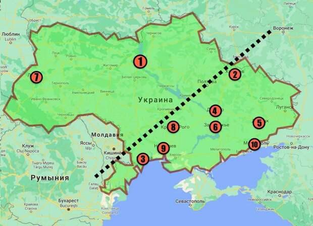 Немного истории для патриотов Украины
