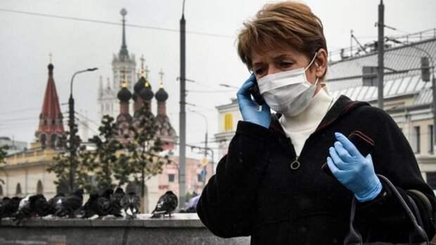 ВРоссии засутки выявлено 19 594 случая заражения коронавирусом