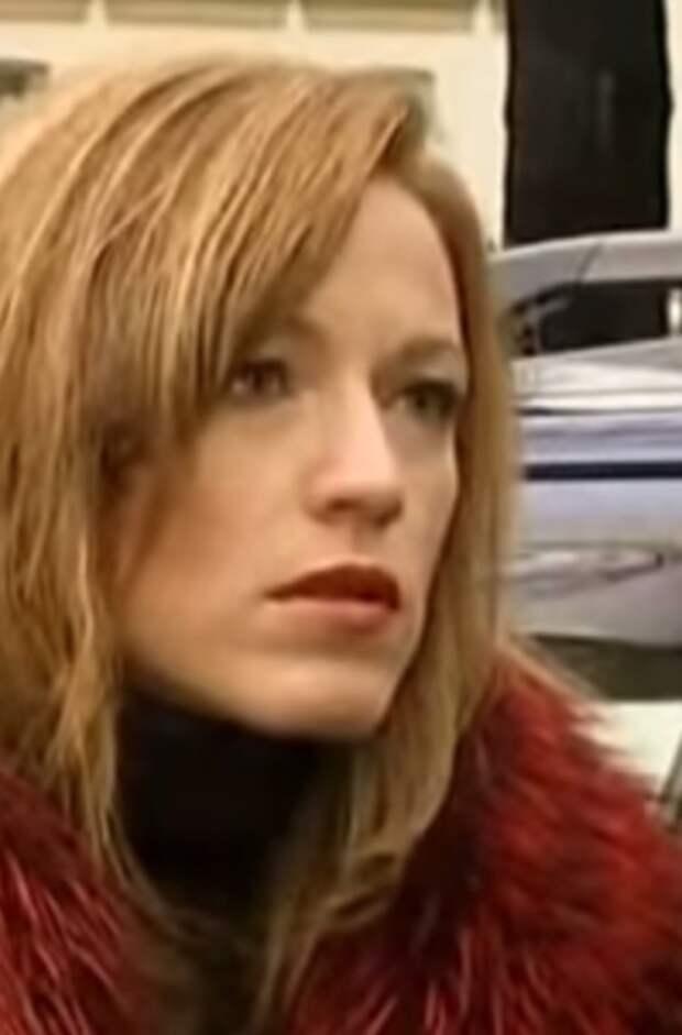 Алена Хмельницкая потеряла отца