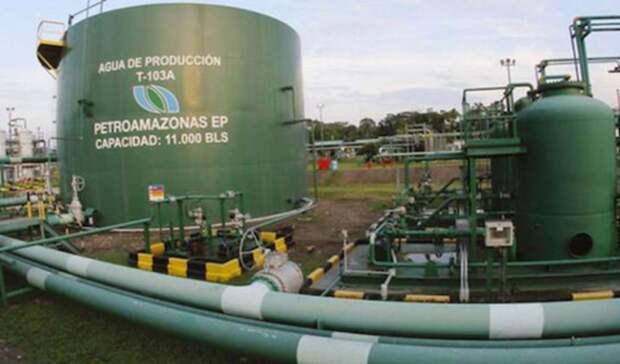 Импорт нефтепродуктов разрешил Эквадор частным компаниям