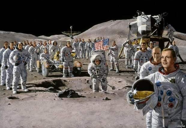 Почему НАСА обманывает, что скоро люди окажутся на Луне