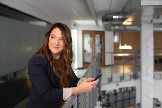 Три важных качества современной деловой женщины