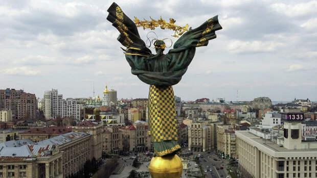 Монумент Независимости в Киеве - РИА Новости, 1920, 24.08.2021