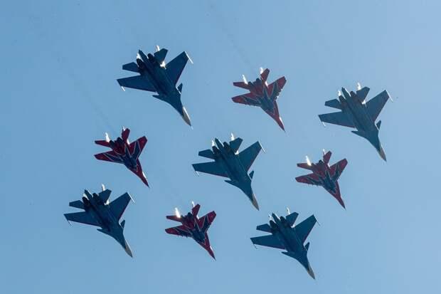 ДОВЕЛИ ДО НЕРВНОГО СРЫВА: КАК РУССКИЕ ПИЛОТЫ КОШМАРИЛИ ВВС США