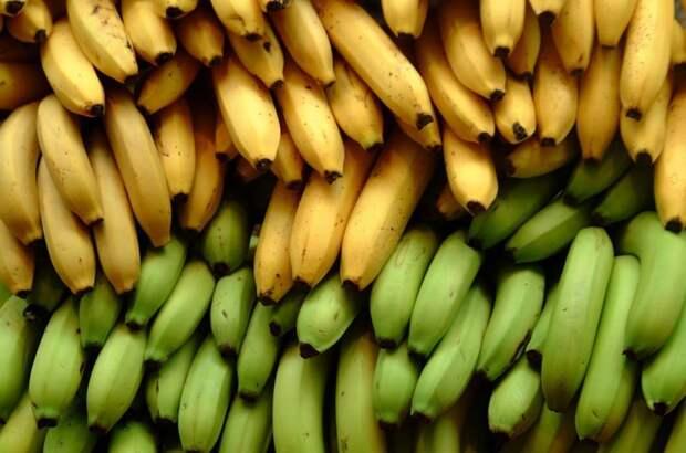 Бананы продукты, способы хранения продуктов, холод, холодильник, хранение