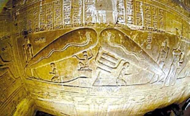 На древнеегипетских рисунках вполне могут быть изображены «звездные врата»