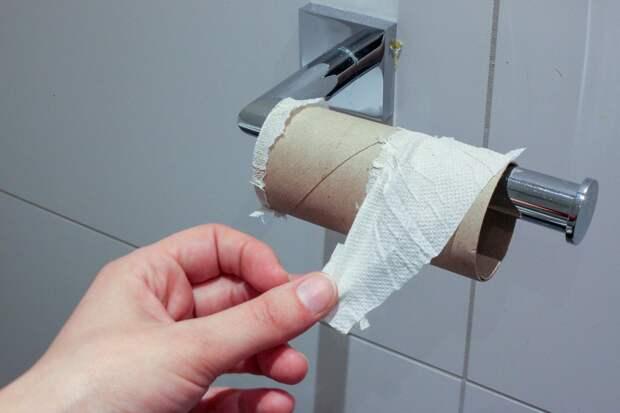 Bloomberg предупредил о грядущем дефиците туалетной бумаги в мире
