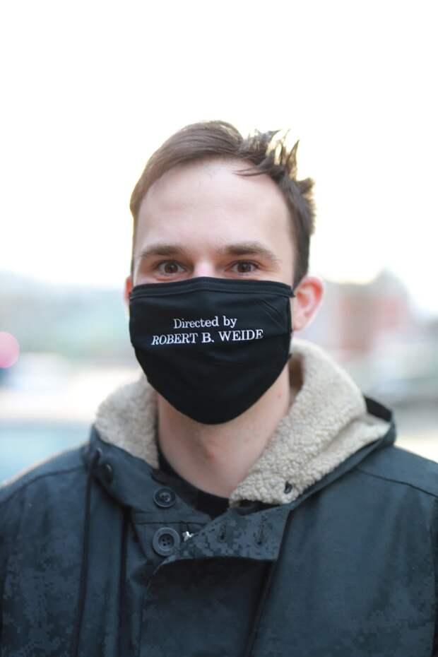 Медицинская маска, которую я хочу:)