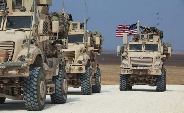 СМИ: Американские войска возводят новую базу насеверо-востоке Сирии