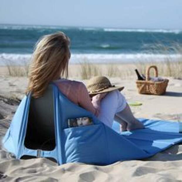 Ложе на пляж (подборка, Diy)