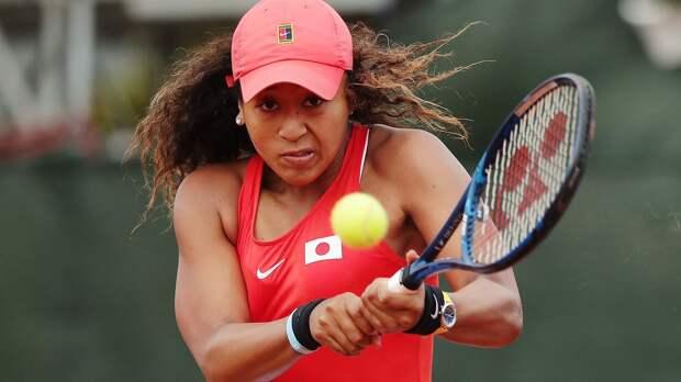 Осака вышла в четвертьфинал Australian Open, победив Мугурусу