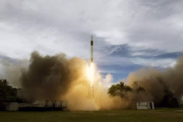 Запуск Falcon 1 в 2006 году