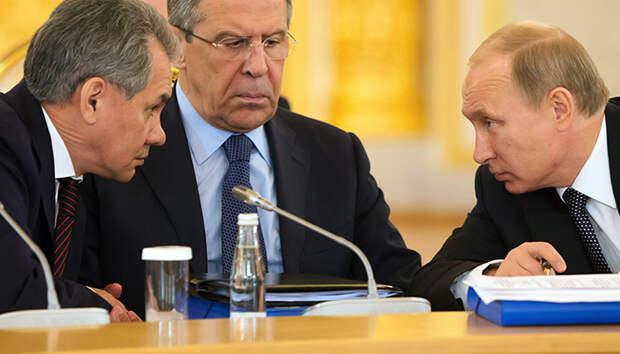 Путина вызвали в Киев на допрос