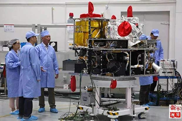 Китай назвал сроки запуска спутника для квантовой телепортации