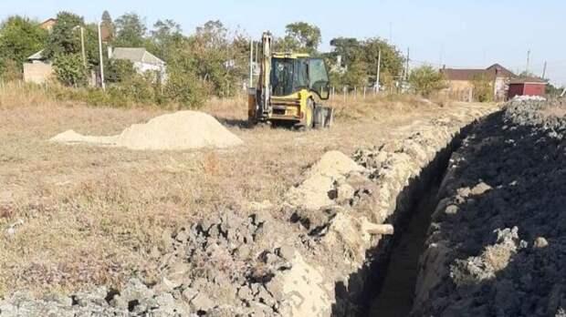Более 3тыс жителей донского поселка обеспечат качественной водой понацпроекту
