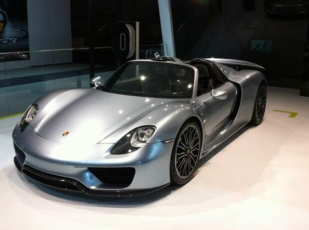 Топ 18 самых дорогих машин (без учëта налогов) часть 1