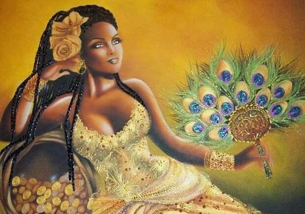 Божества любви в мифологии разных народов мира