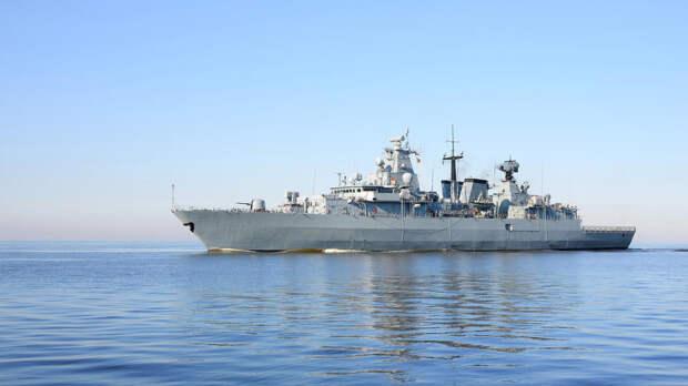 Американские эсминцы покинули базу на Крите