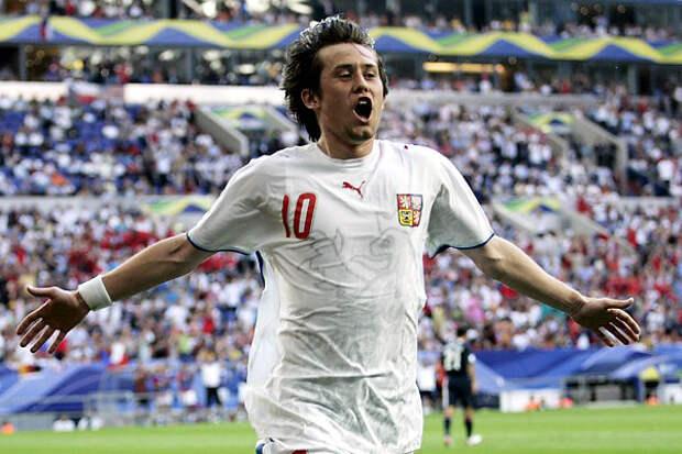 Матч Чехия-США на чемпионате мира 2006 (12.06.2006) :: Фотогалерея :: Футбольная Чехия
