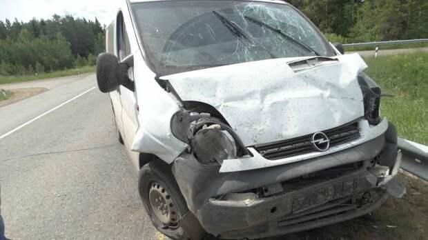 За минувшие три дня в ДТП в Удмуртии погибли 5 человек