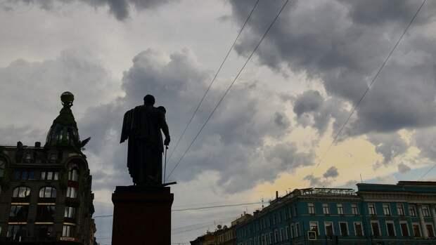 МЧС предупреждает петербуржцев о резком ухудшении погоды в воскресенье 16 мая