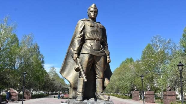 Памятник воину-освободителю сгорел дотла в Татарстане
