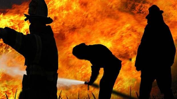 Двое детей стали жертвами пожара в частном доме Иркутской области
