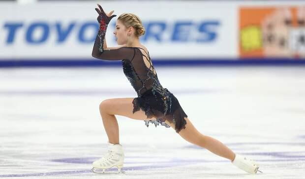 Косторная не выступит на командном турнире в Москве